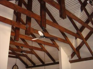 Farm Style Roof Trusses 1