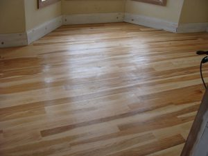 Solid wood floor Ash 1