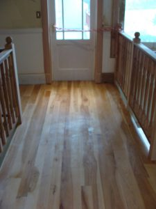 Solid wood floor Ash 12