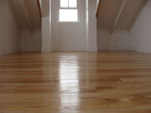 Solid wood floor Ash 5