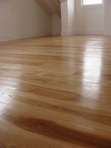 Solid wood floor Ash 6