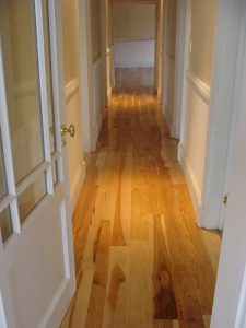 Solid wood floor Ash 7