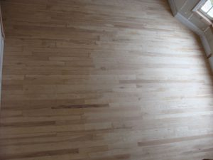 Solid wood floor Ash 9